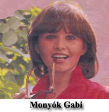 Monyók Gabi