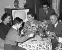 Kártyázás közben